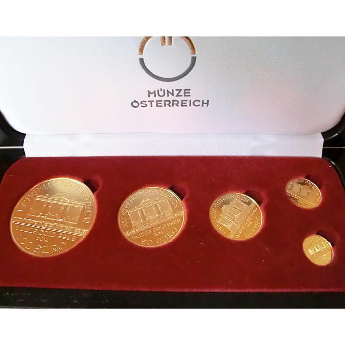 Wiener Philharmoniker Goldsatz 2014