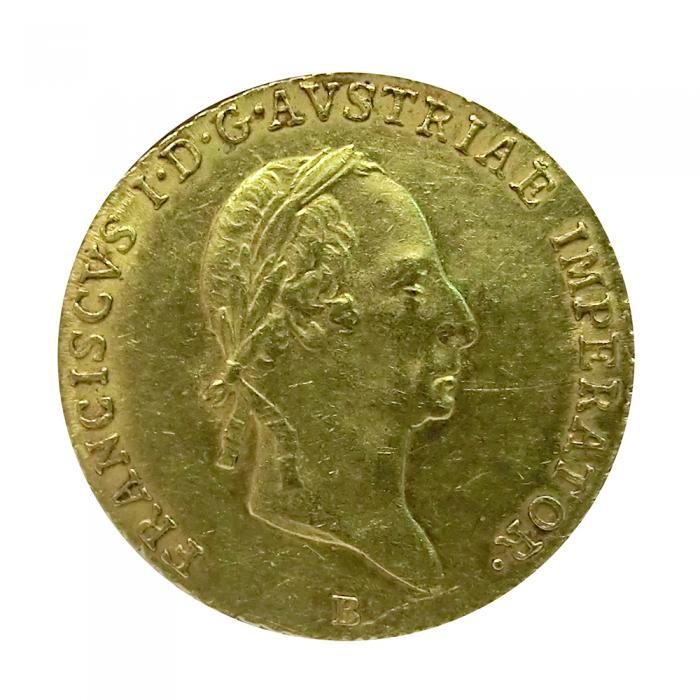 goldm u00fcnze 1 dukat francis cvs 986  gg 3 49gr