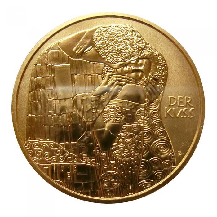 österreich 100 Euro Goldmünze Malerei 2003