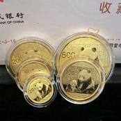 China Panda Sammlermünzen Im Gold Silber Münzen Shop