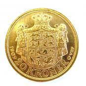 Dänische Goldmünzen Im Gold Silber Münzen Shop Kaufen