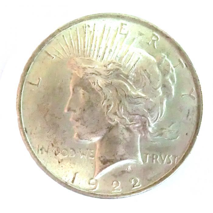 Silbermünze Peace Dollar Usa Diverse Jahrgänge Von 1921 1953 Kaufen